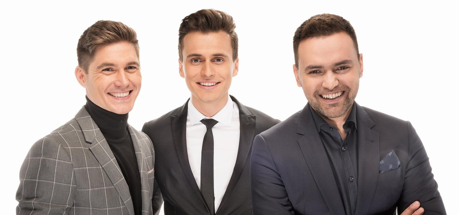Резиденты #TOPSHOWMEN Киев стали ведущими Евровидения 2017!